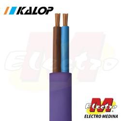 Cable Subterráneo 2x6 Kalop